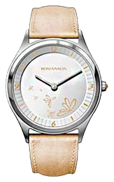 Wrist watch Romanson RL0367UUG(WH) for women - picture, photo, image