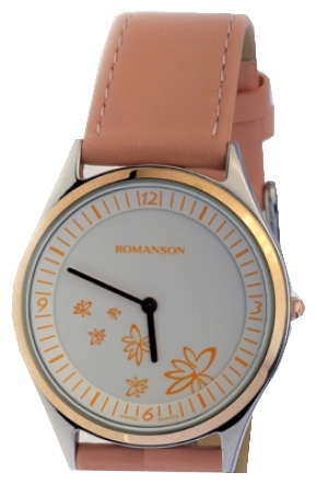 Wrist watch Romanson RL0367UUJ(WH) for women - picture, photo, image
