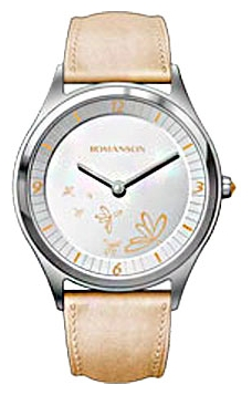 Wrist watch Romanson RL0367UUW(WH) for women - picture, photo, image
