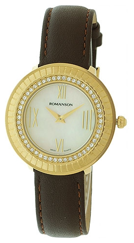 Wrist watch Romanson RL0385TLG(WH) for women - picture, photo, image