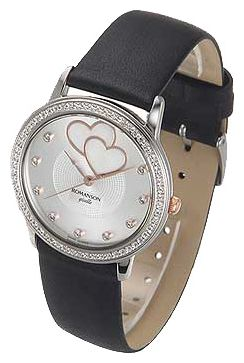 Wrist watch Romanson RL8254QLJ(WH) for women - picture, photo, image