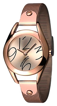 Wrist watch Romanson RM1221LR(RG) for women - picture, photo, image