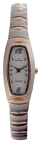 Wrist watch Romanson RM2140LJ(WH) for women - picture, photo, image