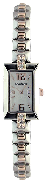 Wrist watch Romanson RM5113QLR(WH) for women - picture, photo, image