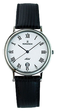 Wrist watch Romanson TL0162SMW(WH) for Men - picture, photo, image