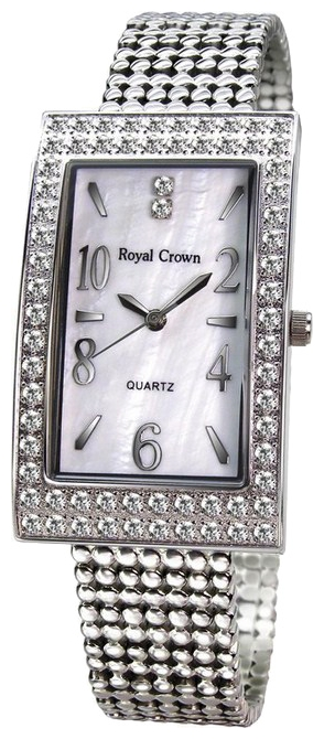 Wrist unisex watch Royal Crown 2311MSRDM - picture, photo, image