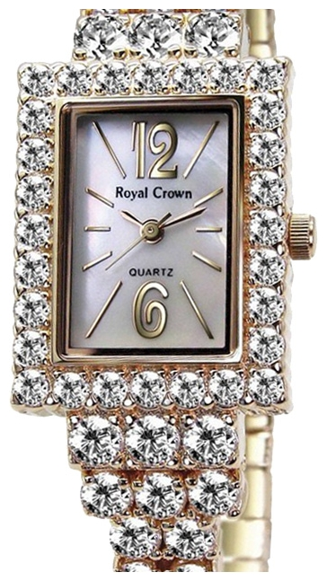 Wrist watch Royal Crown 3584RSG for women - picture, photo, image