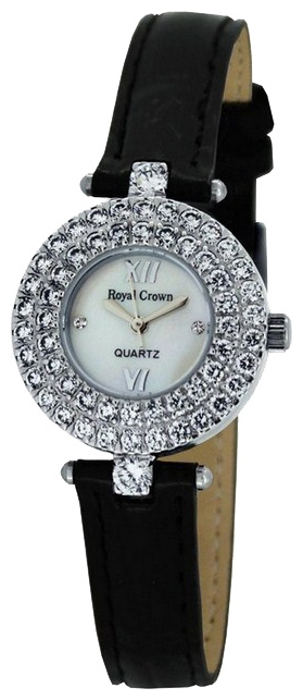 Wrist watch Royal Crown 3624RDM for women - picture, photo, image