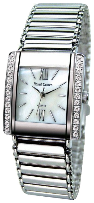 Wrist unisex watch Royal Crown 3645MSRDM - picture, photo, image