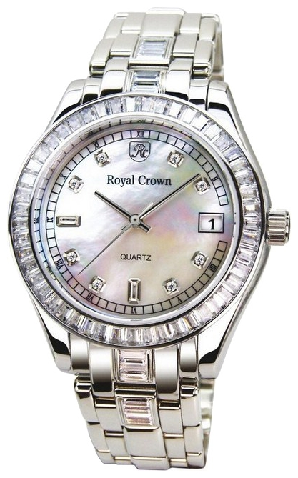 Wrist watch Royal Crown 3780RDM for women - picture, photo, image
