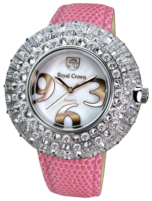 Wrist watch Royal Crown 3790RDM for women - picture, photo, image
