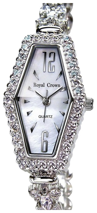 Wrist watch Royal Crown 3810RDM for women - picture, photo, image