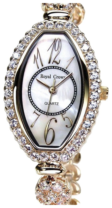 Wrist watch Royal Crown 3813RSG for women - picture, photo, image
