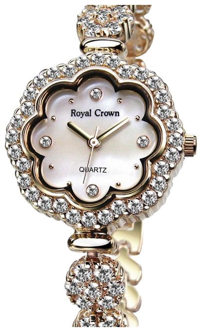 Wrist watch Royal Crown 3816RSG for women - picture, photo, image