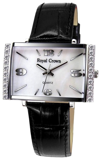 Wrist watch Royal Crown 3827RDM for women - picture, photo, image