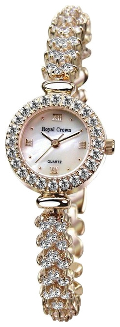 Wrist watch Royal Crown 5266-B12RSG for women - picture, photo, image