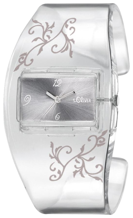 Wrist watch s.Oliver SO-149-PQ for women - picture, photo, image