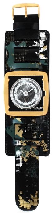 Wrist watch S.T.A.M.P.S. Camouflage Gold City for Men - picture, photo, image