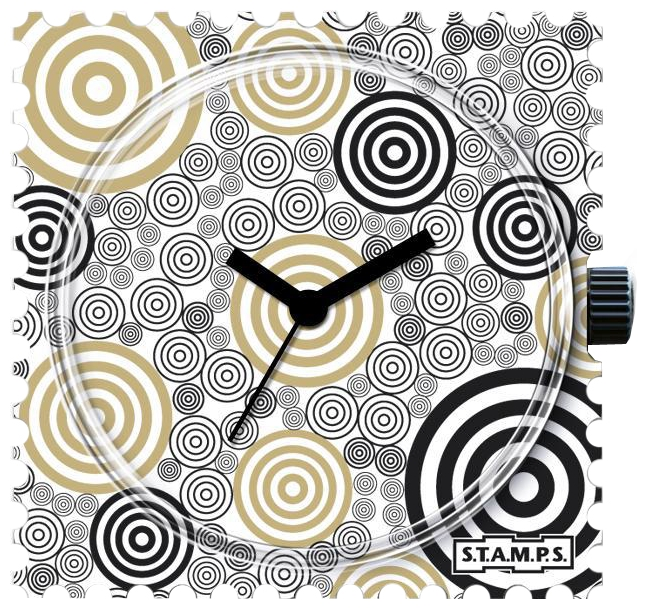 Wrist unisex watch S.T.A.M.P.S. Circle Game - picture, photo, image