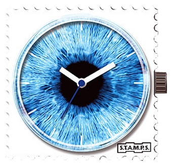 Wrist unisex watch S.T.A.M.P.S. Eye Contact - picture, photo, image