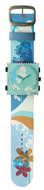 Wrist watch S.T.A.M.P.S. Lady Flora for women - picture, photo, image