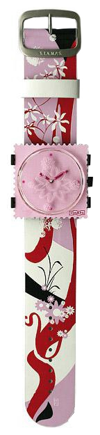 Wrist watch S.T.A.M.P.S. Lady Gong for women - picture, photo, image