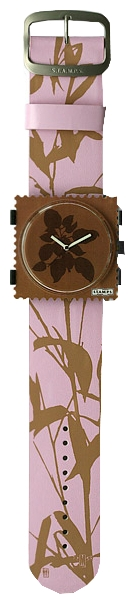 Wrist watch S.T.A.M.P.S. Natural Zen for women - picture, photo, image