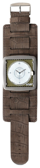 Wrist watch S.T.A.M.P.S. Smart Brown for Men - picture, photo, image