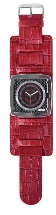 Wrist watch S.T.A.M.P.S. Smart Red for Men - picture, photo, image