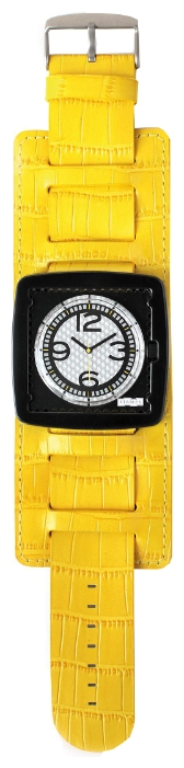 Wrist watch S.T.A.M.P.S. Smart Yellow for Men - picture, photo, image
