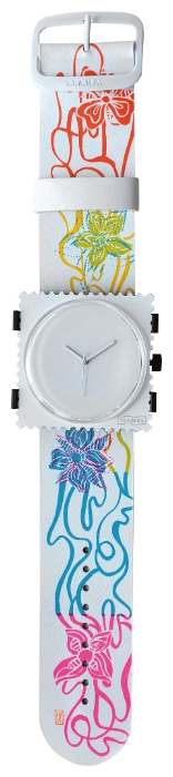 Wrist watch S.T.A.M.P.S. Sunshine Woman for women - picture, photo, image