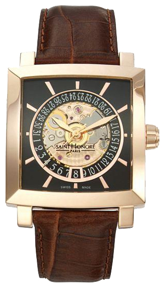 Wrist watch Saint Honore 880027 8NIR for Men - picture, photo, image