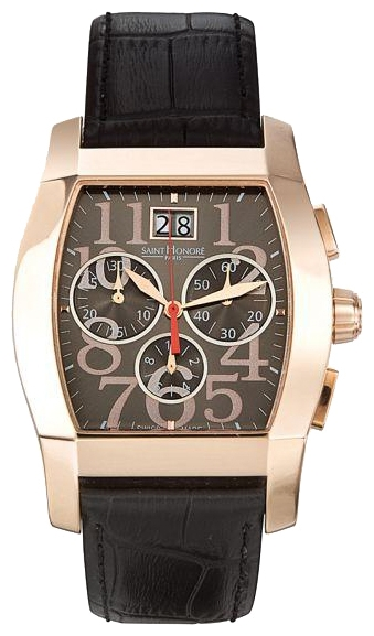 Wrist watch Saint Honore 898052 8NB for Men - picture, photo, image