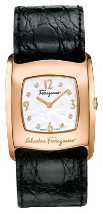 Wrist watch Salvatore Ferragamo F51SBQ30911S009 for women - picture, photo, image