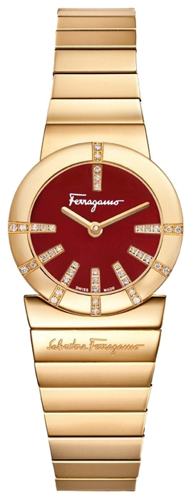 Wrist watch Salvatore Ferragamo F70SBQ5108IS080 for women - picture, photo, image