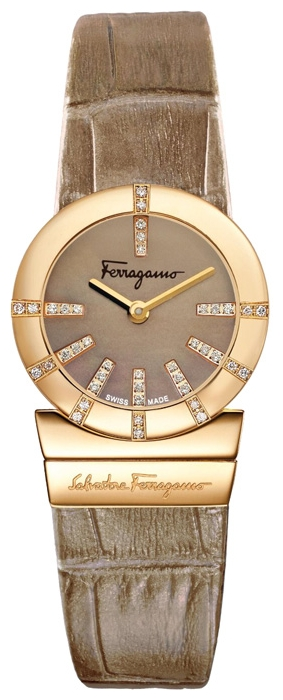 Wrist watch Salvatore Ferragamo F70SBQ5132ISB15 for women - picture, photo, image