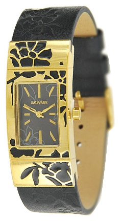 Wrist watch Sauvage SV01090G BK for women - picture, photo, image
