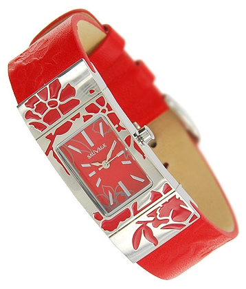 Wrist watch Sauvage SV01090S Red for women - picture, photo, image