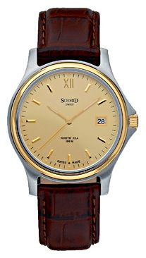 Wrist watch SchmiD P50007BI-3L for Men - picture, photo, image