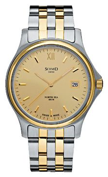 Wrist watch SchmiD P50007BI-3M for Men - picture, photo, image