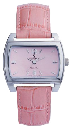 Wrist watch Seculus 1545.1.763 pink for women - picture, photo, image