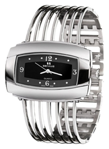 Wrist watch Seculus 1594.1.763M SS B for women - picture, photo, image