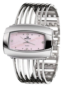 Wrist watch Seculus 1594.1.763M SS MOP Pink for women - picture, photo, image
