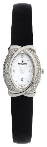 Wrist watch Seculus 1608.1.762 mop for women - picture, photo, image