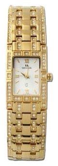 Wrist watch Seculus 1655.2.753 silver for women - picture, photo, image