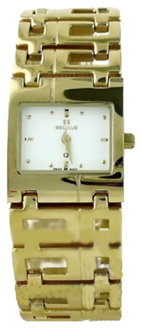 Wrist watch Seculus 1661.2.763 white for women - picture, photo, image
