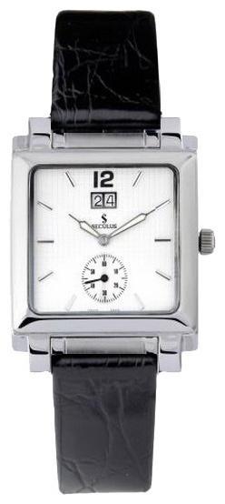 Wrist watch Seculus 4428.1.505 white for Men - picture, photo, image