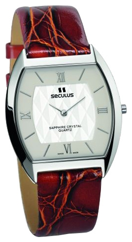 Wrist watch Seculus 4453.1.106 white for Men - picture, photo, image