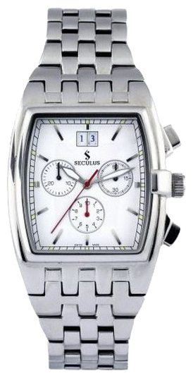 Wrist watch Seculus 4460.1.504 white for Men - picture, photo, image