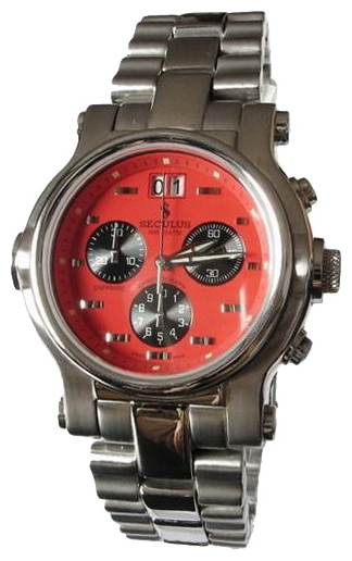Wrist watch Seculus 4470.1.504 red for Men - picture, photo, image